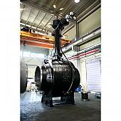 B1AP : API 6D Fully welded ball valves