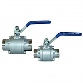 B3SO : Socket/Screw end ball valves