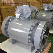 MSFO : Metal to Metal floating ball valves