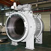 B3TR : 3 Piece Trunnion ball valves