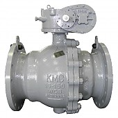 B2TR : 2 Piece Trunnion ball valves