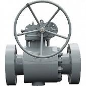 MSTR : Metal to Metal trunnion ball valveS